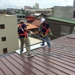 Performed by Roofing Companies